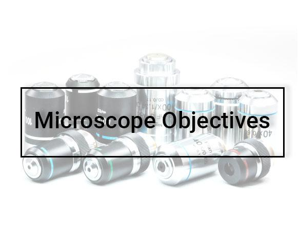 microscope objective sign