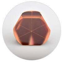 show shape of corner cube prism