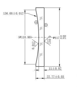 Optical Metrology Lens Parameter